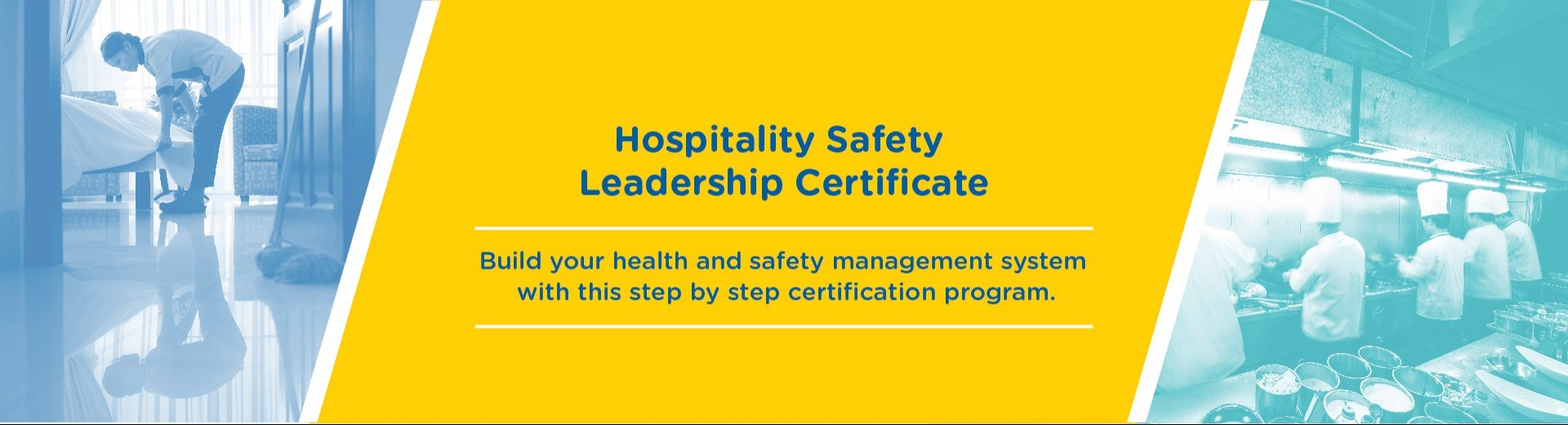 2017 Hospitality Safety Leadership Certificate Holders